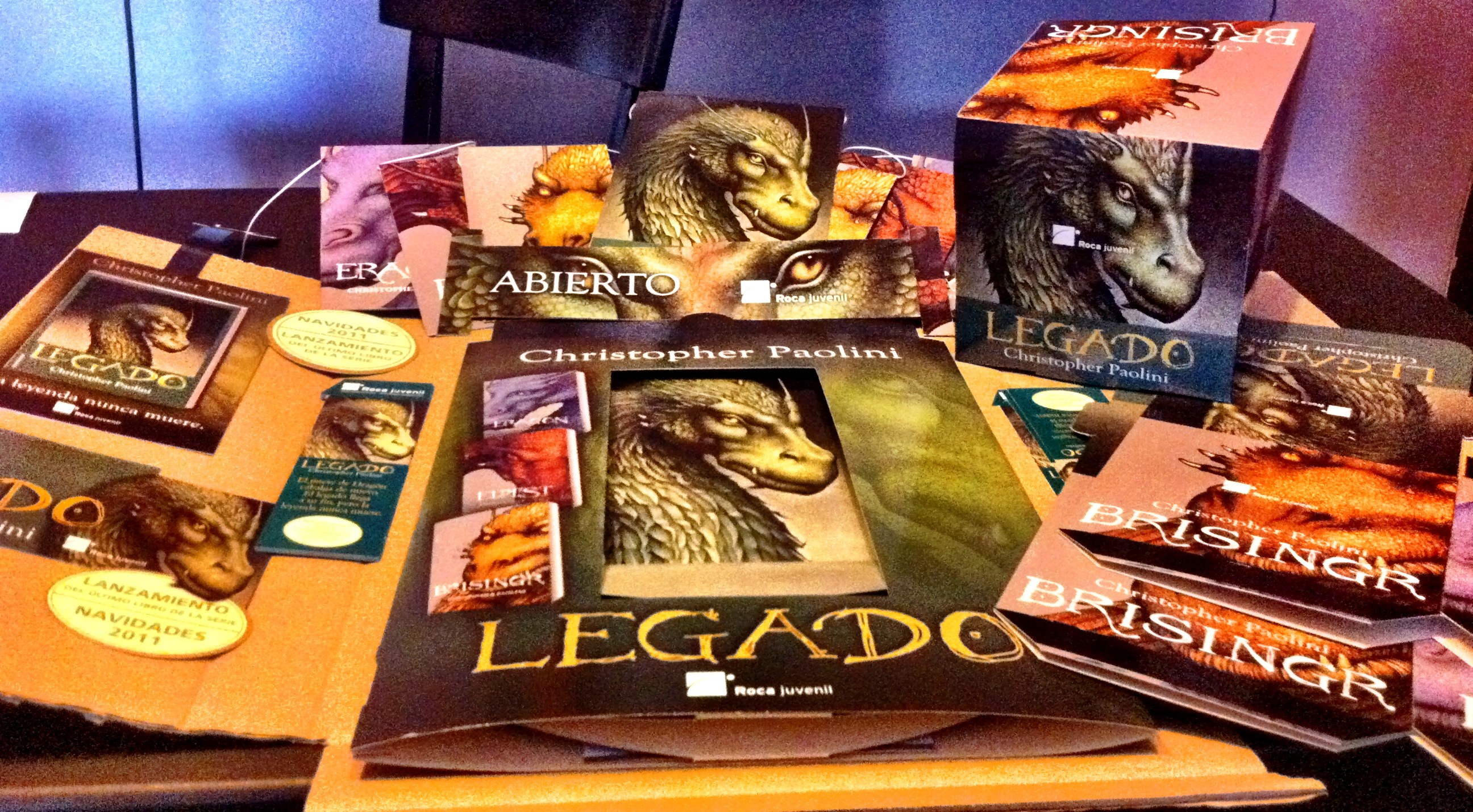 Kit de libreras de Legado